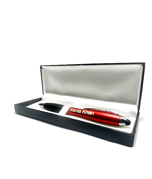 Stylus Light Pen packaged in luxury black box makes it perfect gift for loved ones