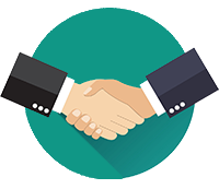 Affiliate Marketing Hand shaking from Penhouse