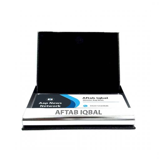 Luxury Leather Card Holder with many cards is best online gifts & present