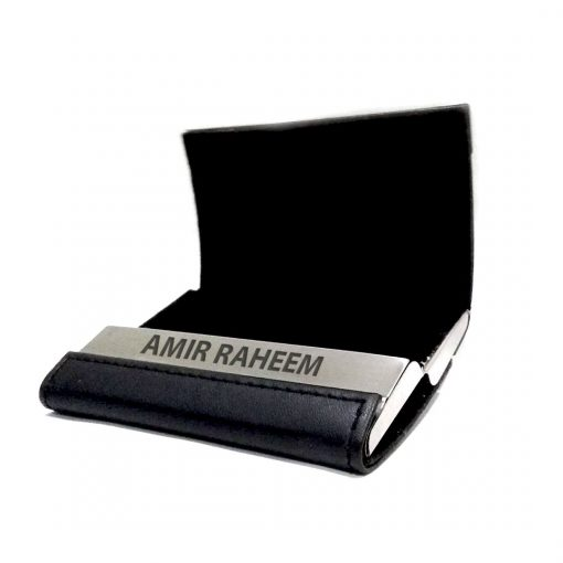 Double Sided Card Holder is best online gift & present to give to your loved ones.