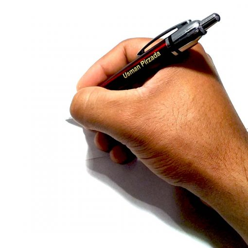 Elongated Ball Point with custom name is best birthday gift, anniversary gift or gift for husband