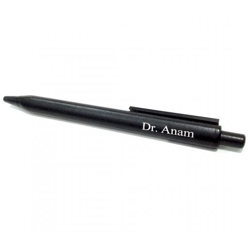 Personalized Gel Pen with smooth ink is perfect to gift on birthdays, anniversary or to loved ones on special occasions.